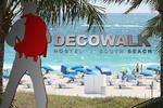Deco Walk Hostel | Beach Club