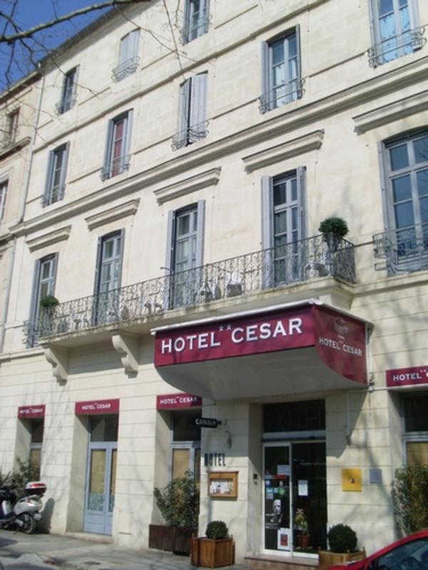 Hostel Citotel Cesar Nimes France