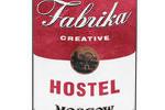 Fabrika Hostel & Gallery on Red October