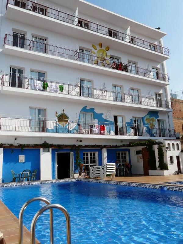 Hostel Hotel Express Calella Spain